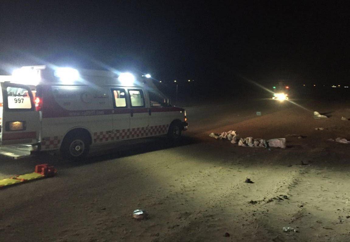 حادث بالمدينة المنورة (3)