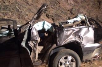 فاجعة أسرية تودي بحياة 4 نساء وطفلين على طريق بدر - المواطن