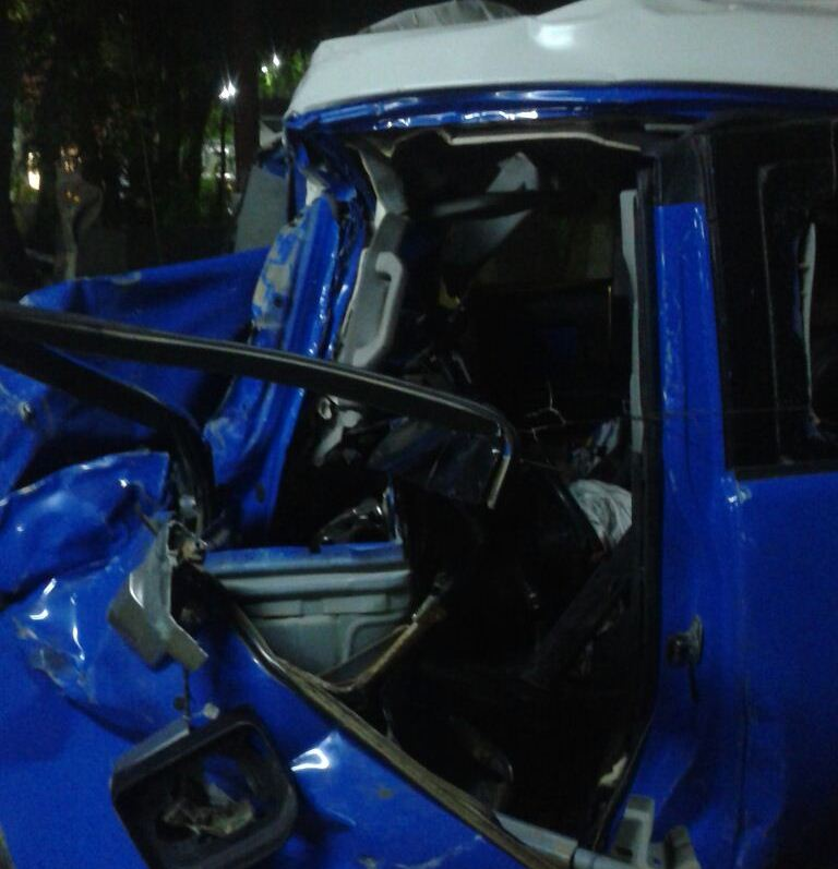 حادث تصادم بدولي جازان (3)