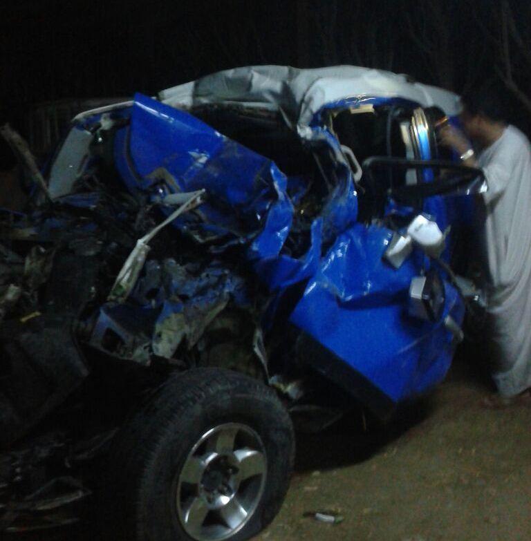 حادث تصادم بدولي جازان (4)