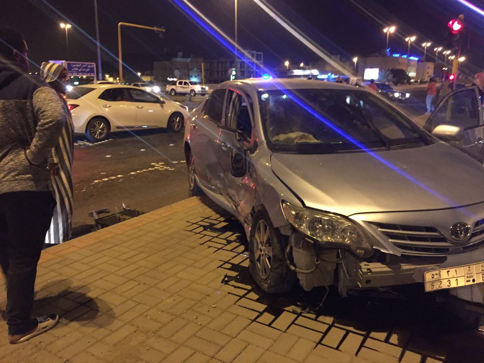 حادث تصادم بطريق الهجرة (5)