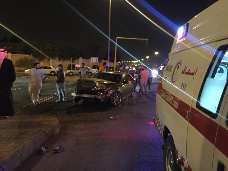 حادث تصادم بطريق الهجرة (6)