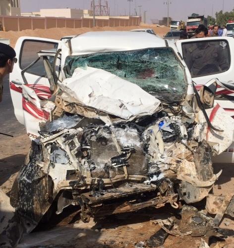 حادث-تصادم-بعرعر (2)