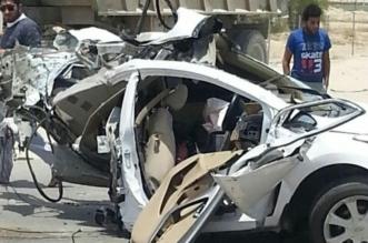وفاة رجل وإصابة إمرأة في حادث سير بالأحساء - المواطن