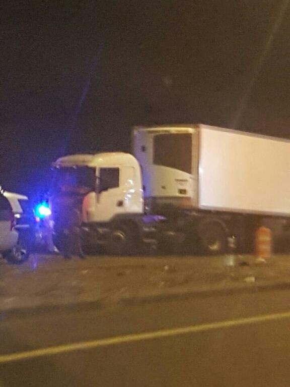 حادث شاحنة بجازان1