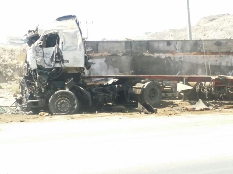 حادث شاحنة (5)