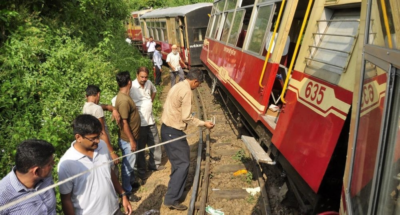 حادث-قطار-بالهند