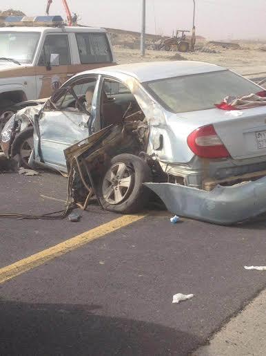 حادث مروري محايل