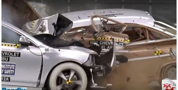 بالفيديو.. هذا ما يحدث بعد تجاوز المركبة سرعة 130 كم