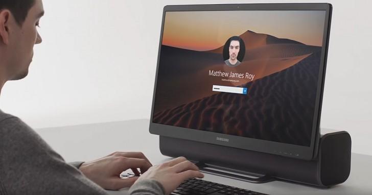 حاسب سامسونج
