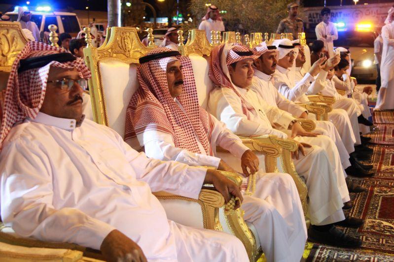 حامد الضبعان يشعل حفل أهالي رفحاء بعيد الفطر (13)