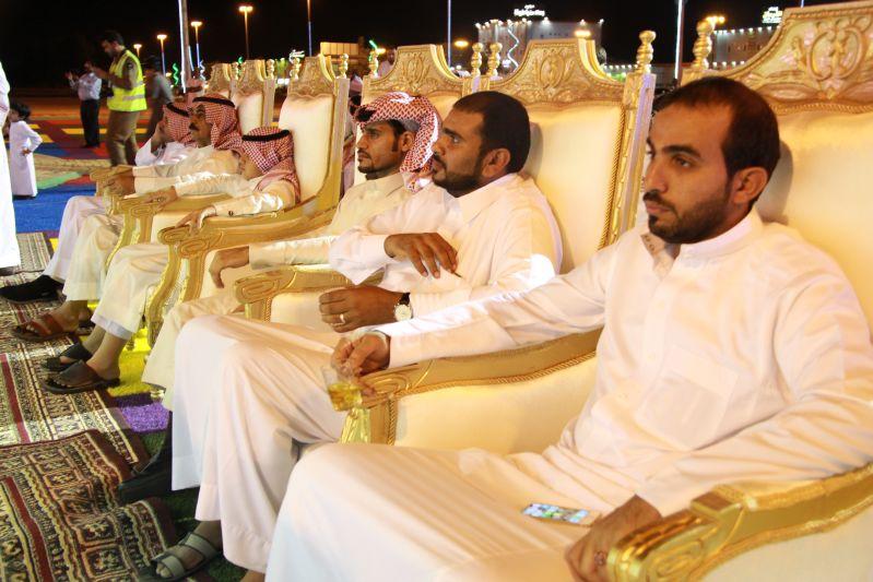 حامد الضبعان يشعل حفل أهالي رفحاء بعيد الفطر (14)
