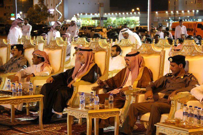 حامد الضبعان يشعل حفل أهالي رفحاء بعيد الفطر (15)