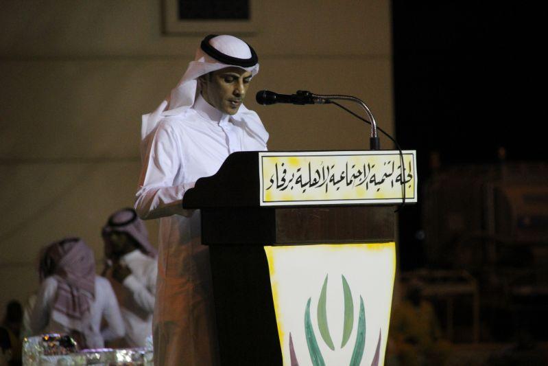 حامد الضبعان يشعل حفل أهالي رفحاء بعيد الفطر (19)