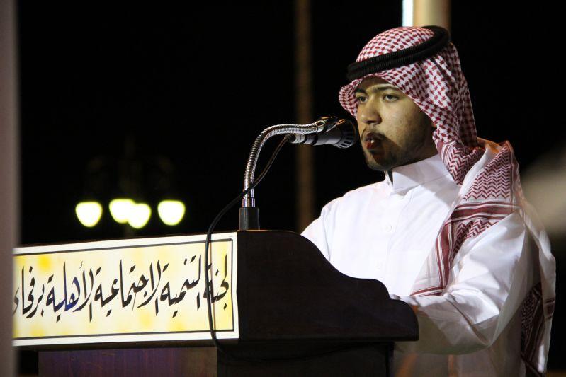 حامد الضبعان يشعل حفل أهالي رفحاء بعيد الفطر (20)