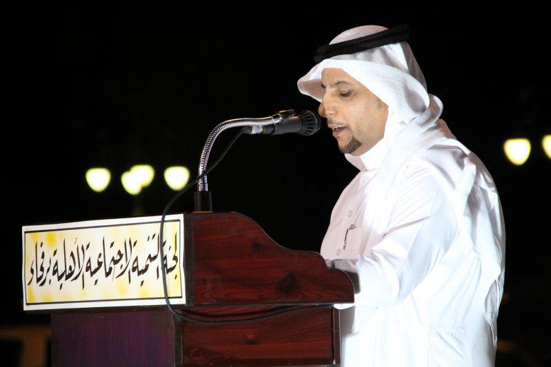 حامد الضبعان يشعل حفل أهالي رفحاء بعيد الفطر (22)