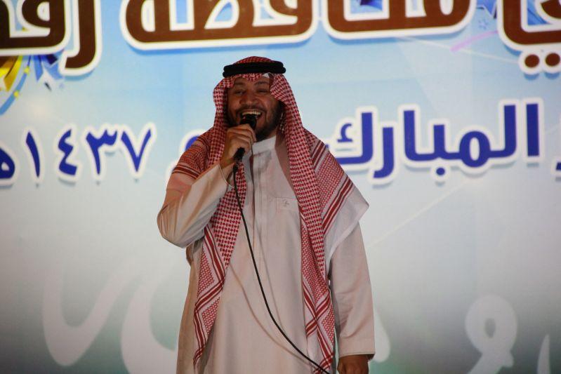 حامد الضبعان يشعل حفل أهالي رفحاء بعيد الفطر (26)