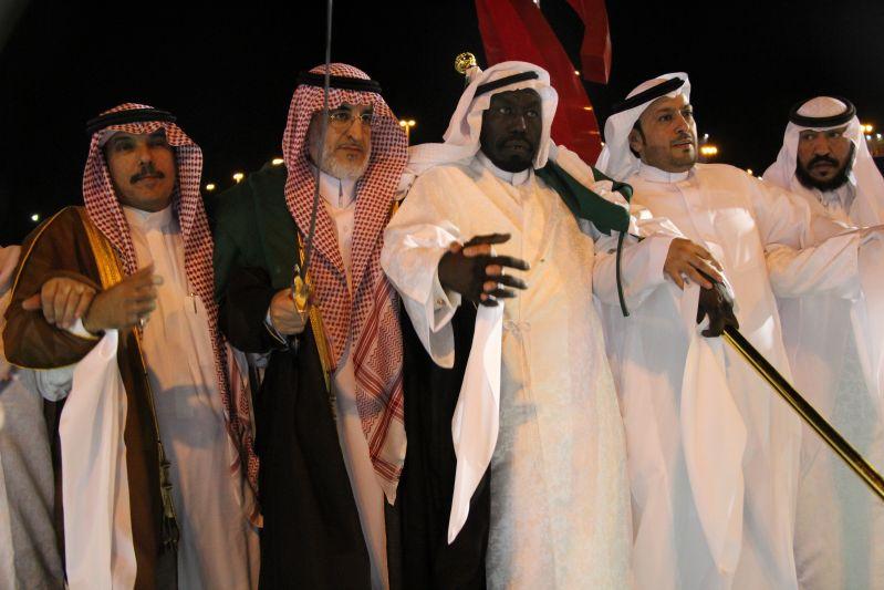 حامد الضبعان يشعل حفل أهالي رفحاء بعيد الفطر (34)