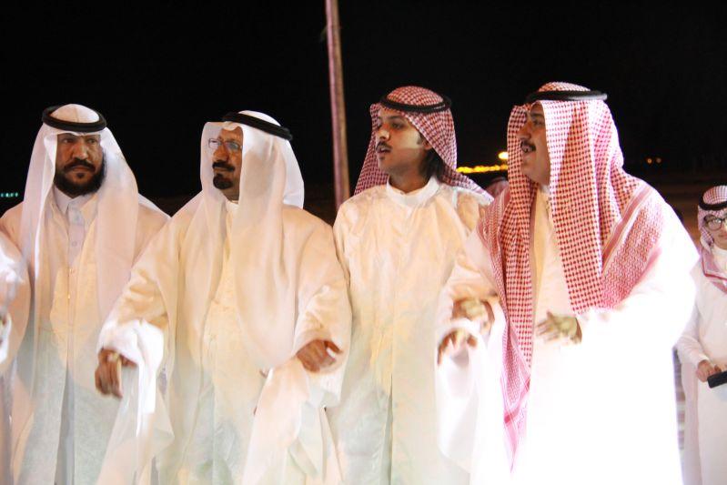 حامد الضبعان يشعل حفل أهالي رفحاء بعيد الفطر (39)