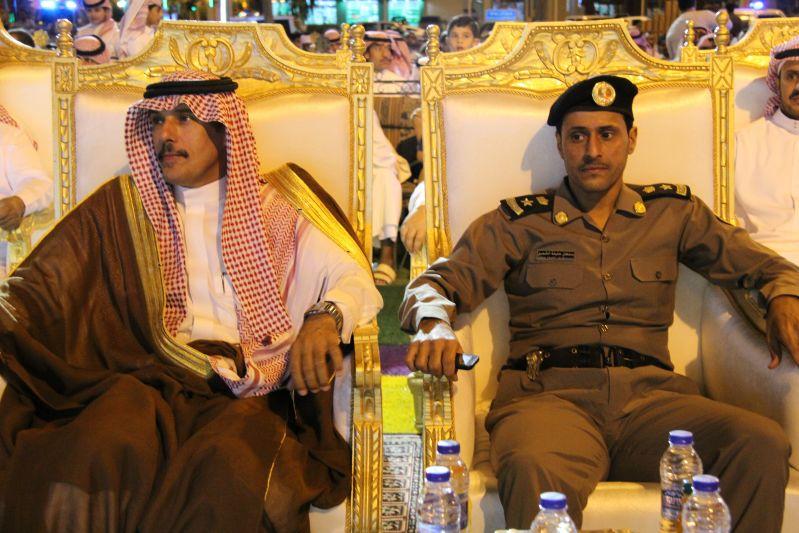 حامد الضبعان يشعل حفل أهالي رفحاء بعيد الفطر (4)