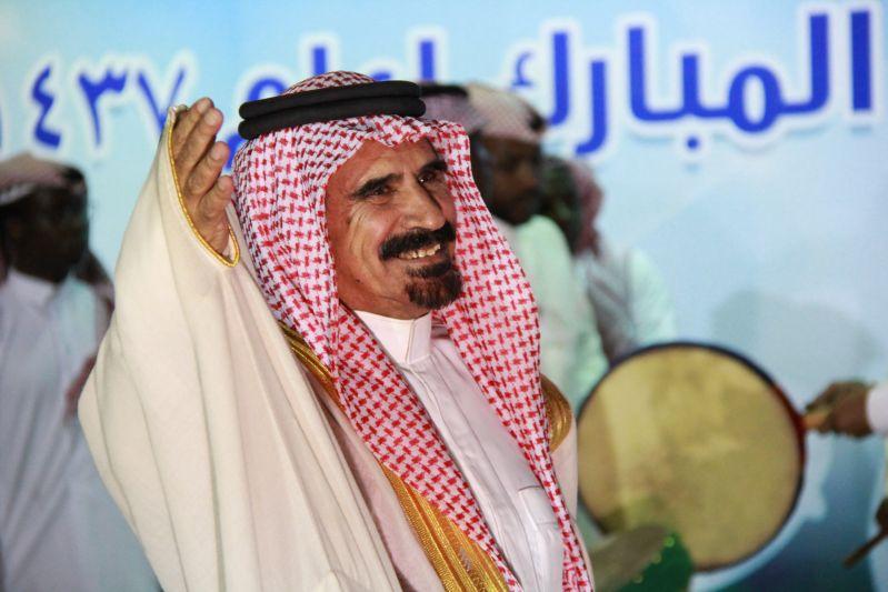 حامد الضبعان يشعل حفل أهالي رفحاء بعيد الفطر (41)