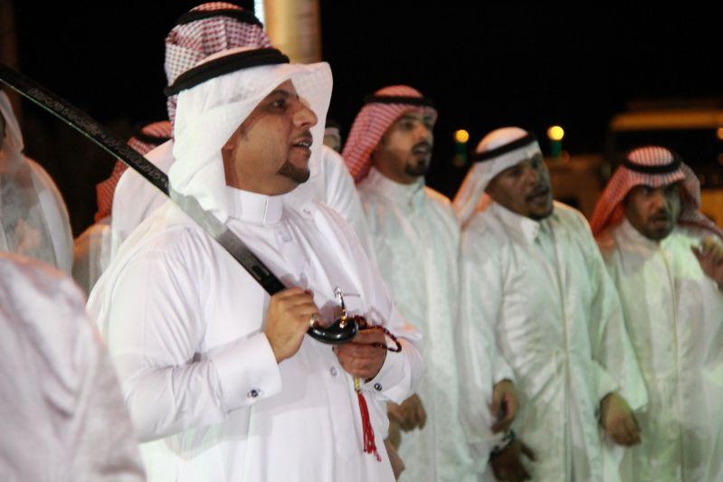 حامد الضبعان يشعل حفل أهالي رفحاء بعيد الفطر (42)