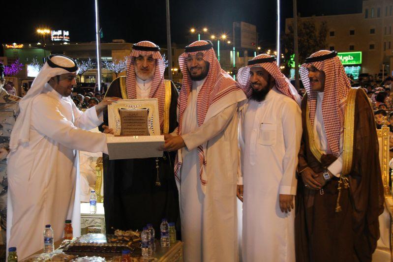 حامد الضبعان يشعل حفل أهالي رفحاء بعيد الفطر (44)
