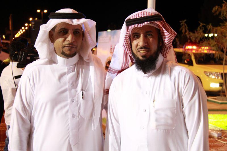 حامد الضبعان يشعل حفل أهالي رفحاء بعيد الفطر (45)