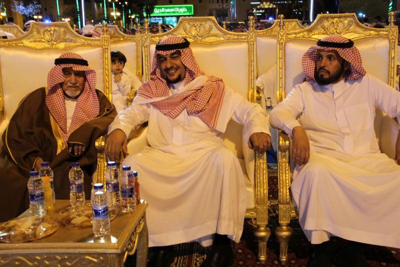 حامد الضبعان يشعل حفل أهالي رفحاء بعيد الفطر (6)