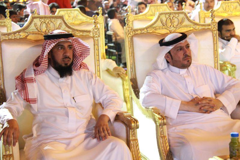 حامد الضبعان يشعل حفل أهالي رفحاء بعيد الفطر (7)