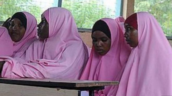 حجاب الطالبات في كينيا