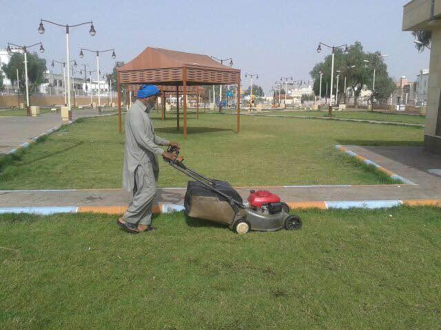 حدائق جديدة تستقبل الزوار خلال أيام العيد بخميس مشيط (1)