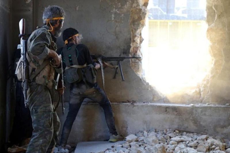 حرب سوريا حلب