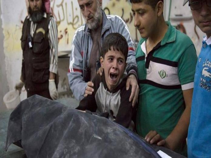 حرب سوريا قتل
