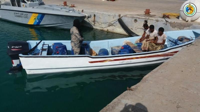 حرس الحدود بمنطقة جازن يحبط تهريب 175 كيلوجراما من الحشيش المخدر عن طريق البحر