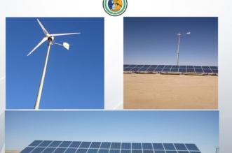 بالصور.. حرس الحدود يستخدم الطاقة البديلة وإعادة إدارة النفايات لحماية البيئة - المواطن