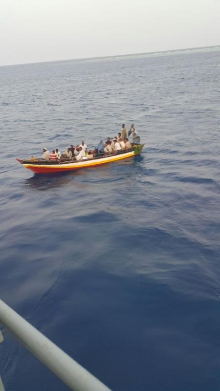حرس الحدود يُحبط تسلل 67 شخصاً قادمين من السودان (339927925) 