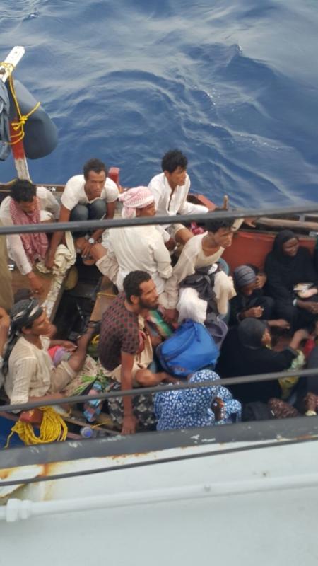 حرس الحدود يُحبط تسلل 67 شخصاً قادمين من السودان (339927926) 