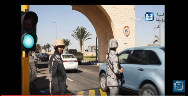 بالفيديو.. بطولات حرس الحدود لحماية أمن المملكة