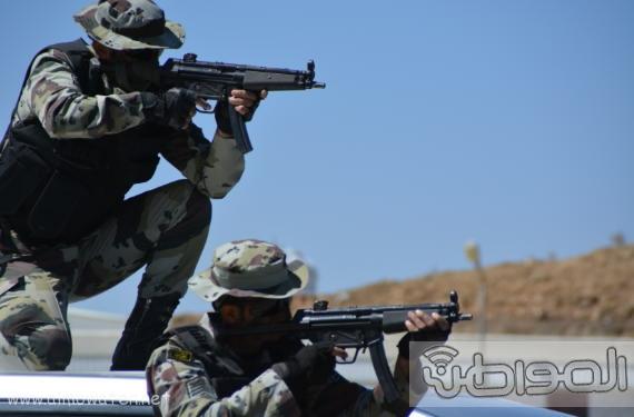 حرفية ابطال قوات الطوارىء (1)