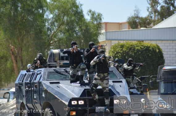 حرفية ابطال قوات الطوارىء (15)
