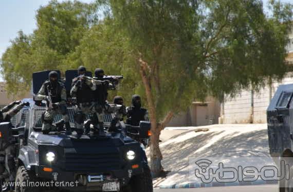 حرفية ابطال قوات الطوارىء (16)