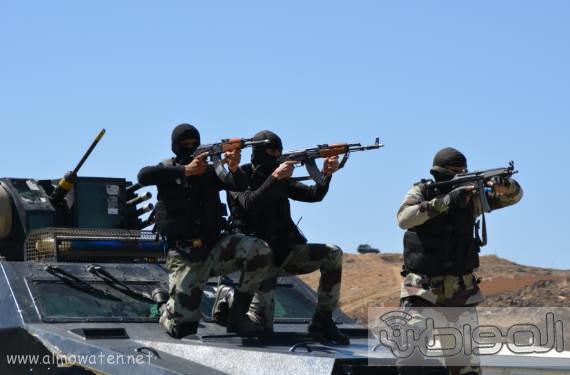 حرفية ابطال قوات الطوارىء (18)