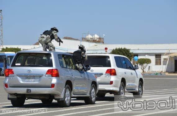 حرفية ابطال قوات الطوارىء (2)