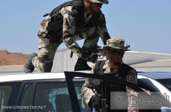 حرفية ابطال قوات الطوارىء (4)