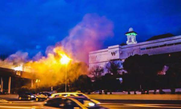 حرق مسجد1