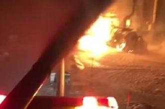 """استنفار بطوارئ """"الملك عبد العزيز الطبية"""" لاستقبال مصابي حريق #أرامكو - المواطن"""