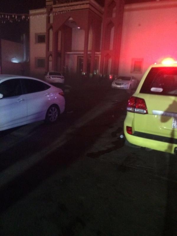 حريق الرياض 3