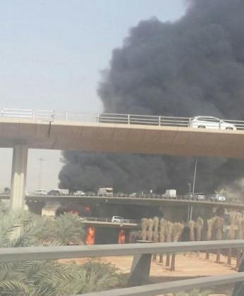 حريق-الرياض 7