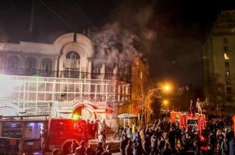 إيران.. بدء محاكمة 21 متهماً بالهجوم على سفارة المملكة بطهران - المواطن